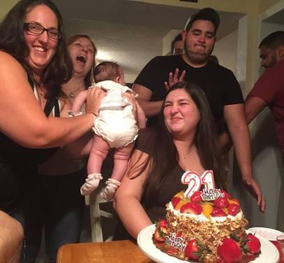sarahs birthday